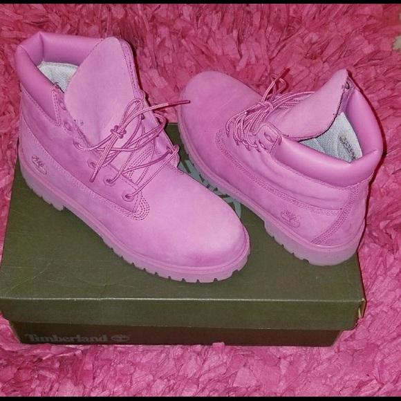 ad67599a9a35e Bubblegum Pink timberland boots. M_5ad6142545b30c835f2c6980